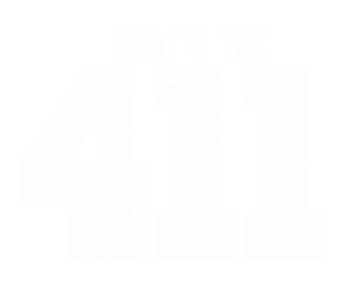 Whats The 411 Logo