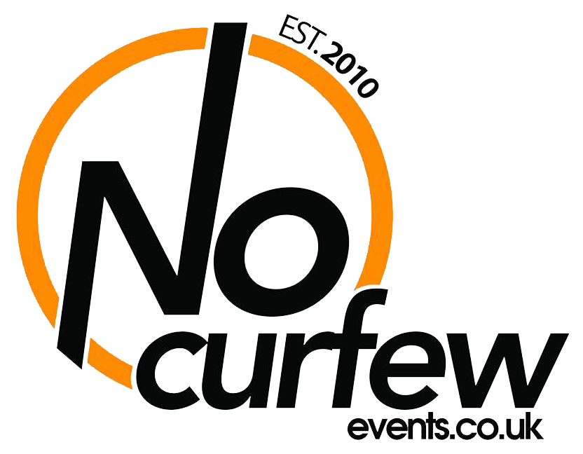No Curfew Events Logo