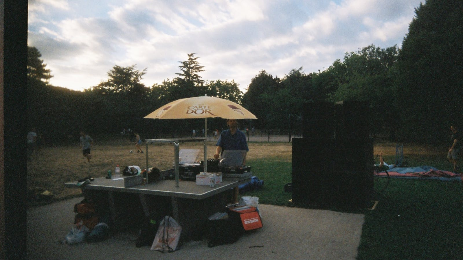 A chat with: Klaus of Tanum Sound System