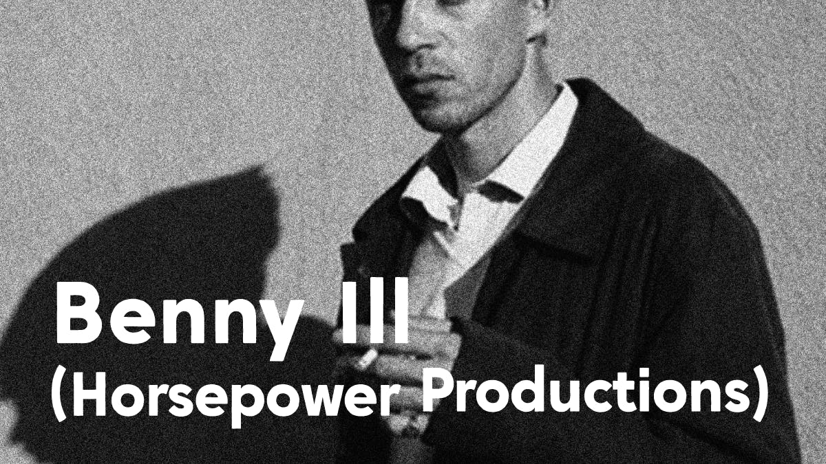 Wire Mix 013: Benny Ill of Horsepower Productions