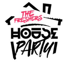 Freshers House Party Logo
