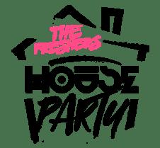 Freshers House Party Logo