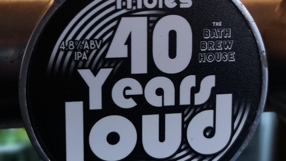 40 Years Loud now on tap!