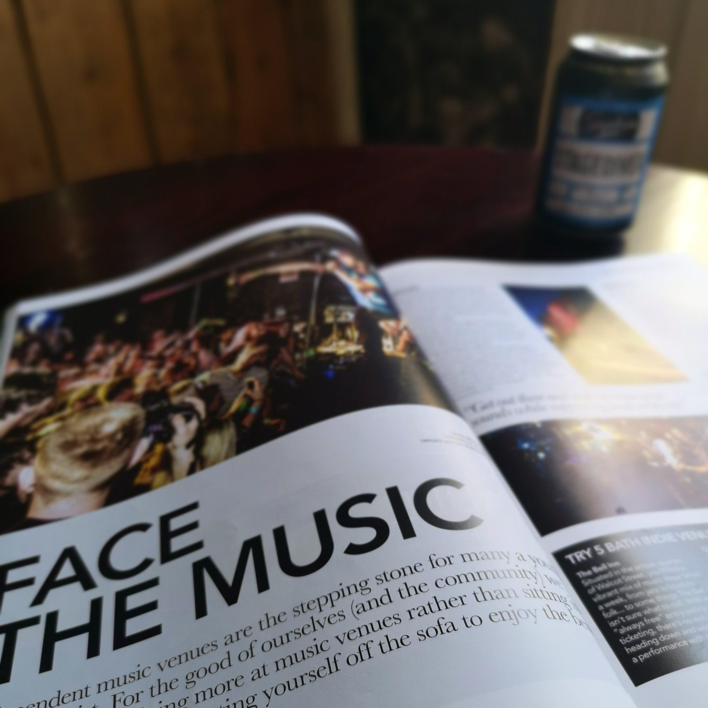 Moles in Bath Life Magazine