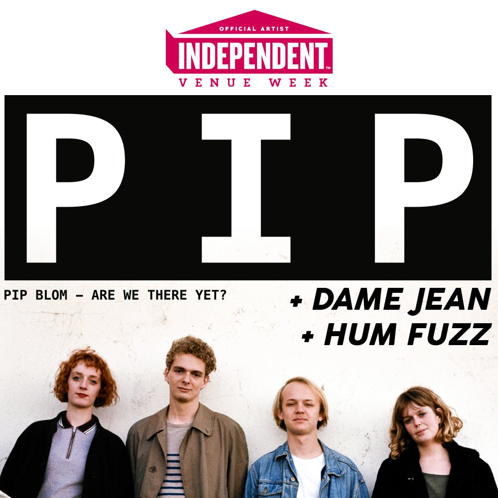 Pip Blom announced for #IVW19