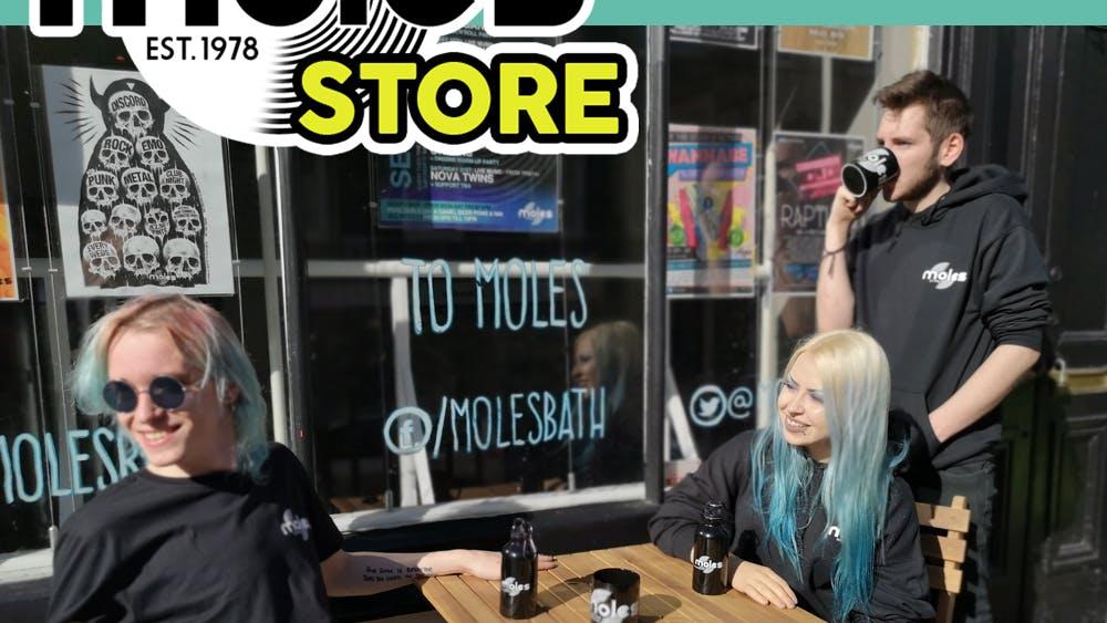 New Moles Merch Store!