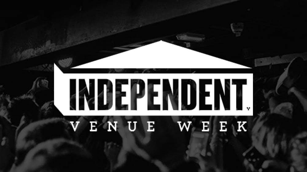 Independent Venue Week 2020