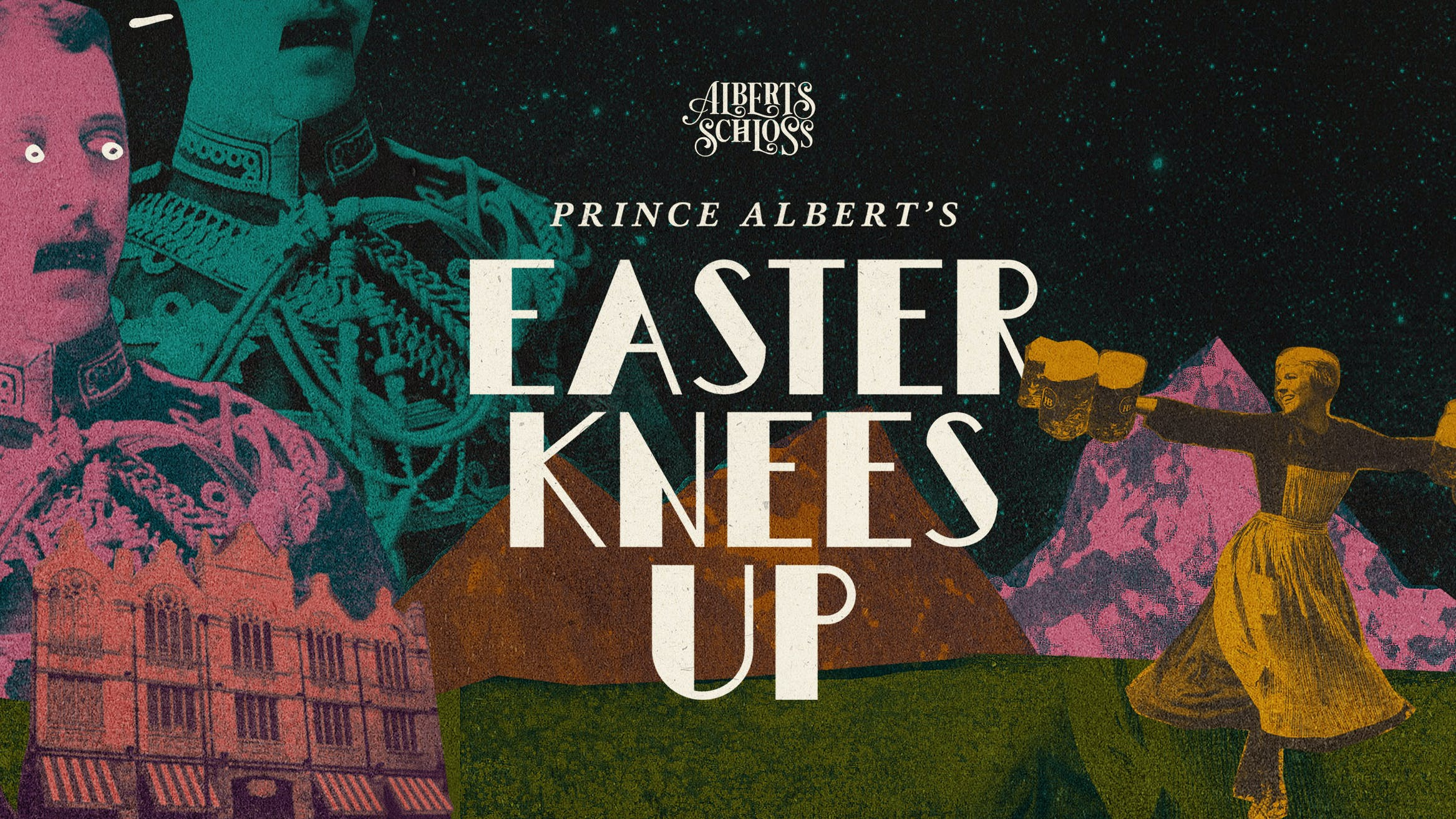 PRINCE ALBERT'S EASTER KNEES UP