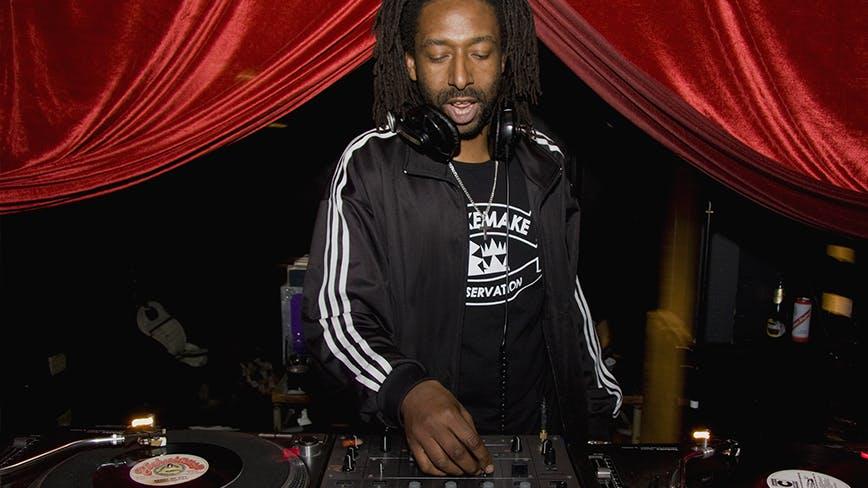 DJ MIKEY D.O.N