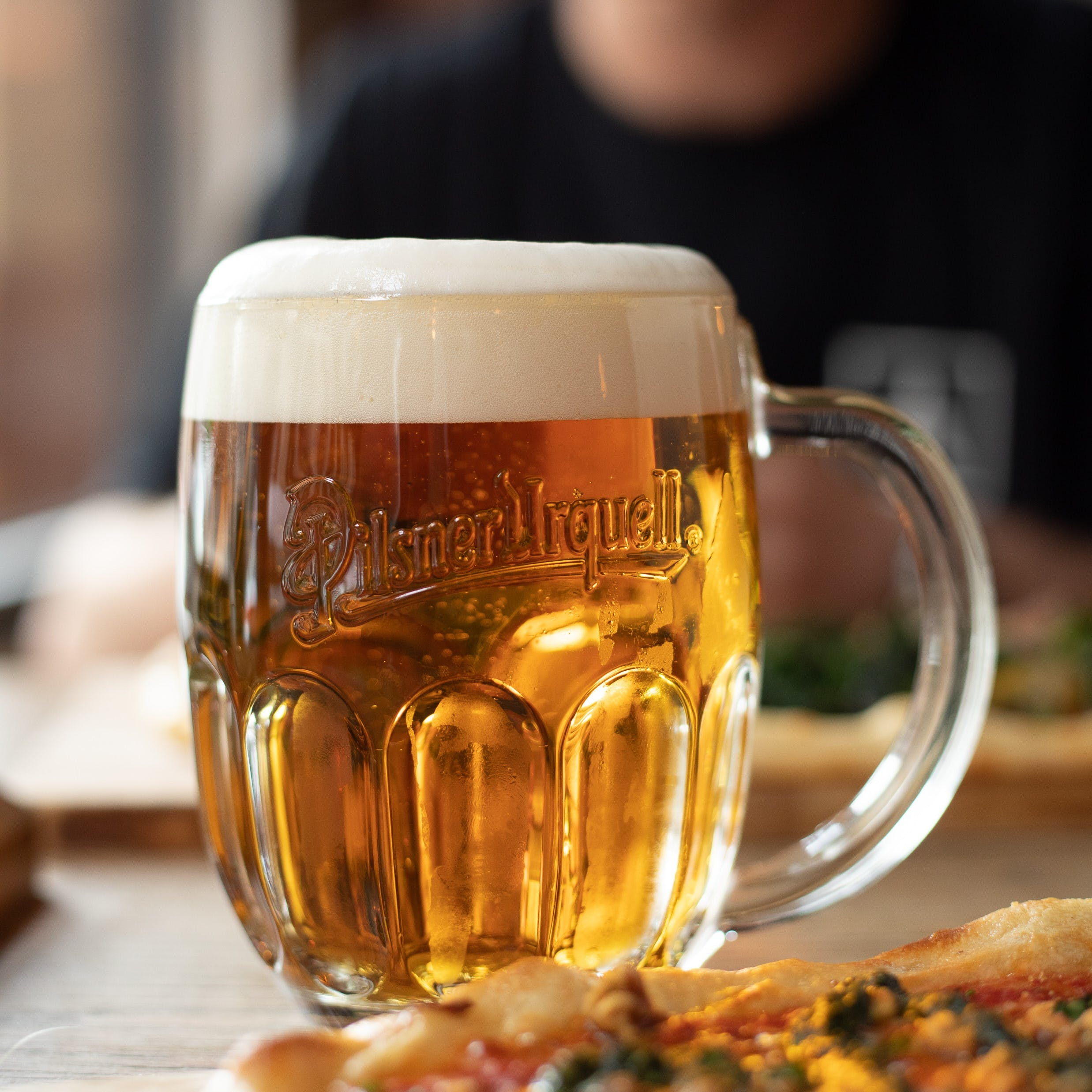 Behind the Bier // Pilsner Urquell