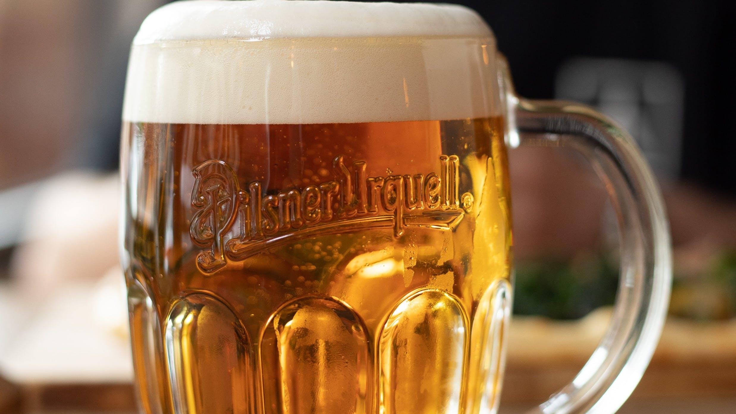 Behind the Bier // Pilsner Urquell
