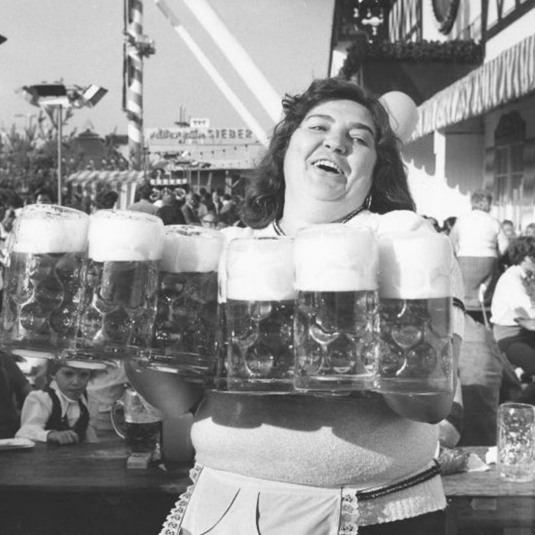 THE RETURN OF OKTOBERFEST