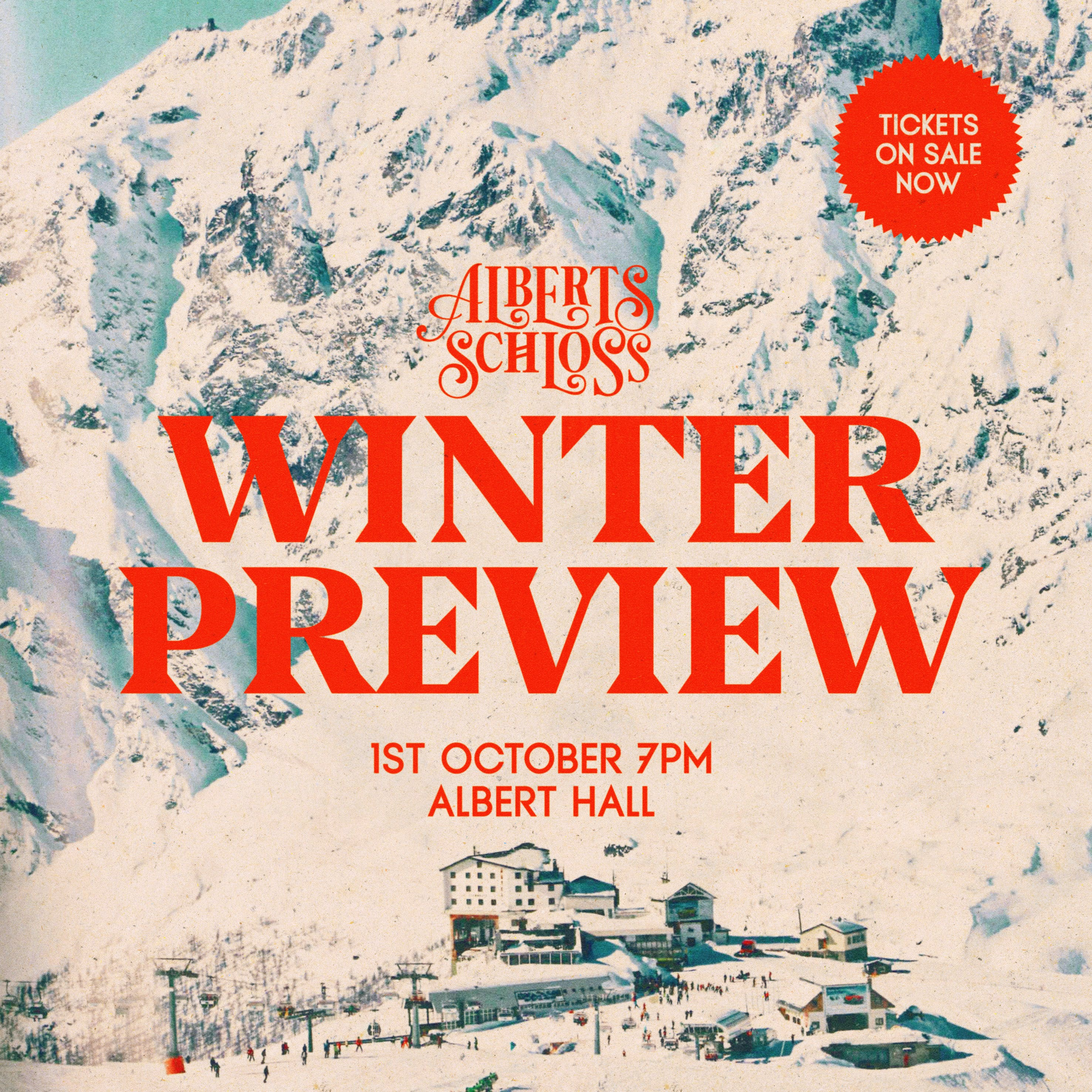 WINTER PREVIEW