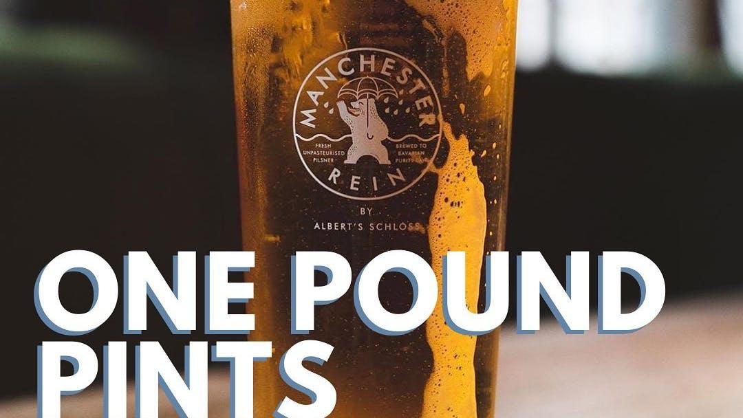 ONE POUND PINTS