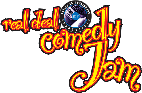 Real Deal Comedy Jam Logo