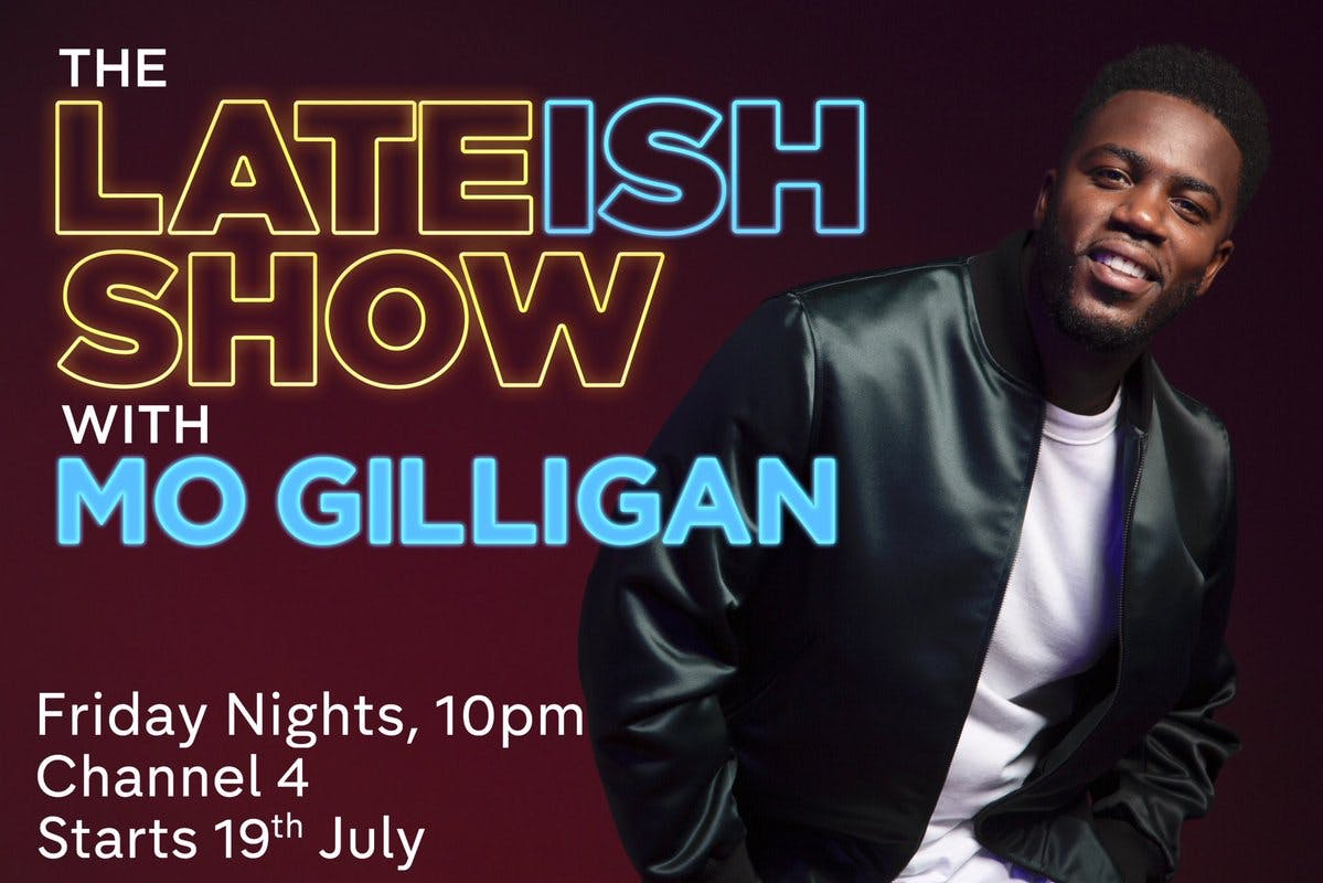 Mo Gilligan The Lateish Show