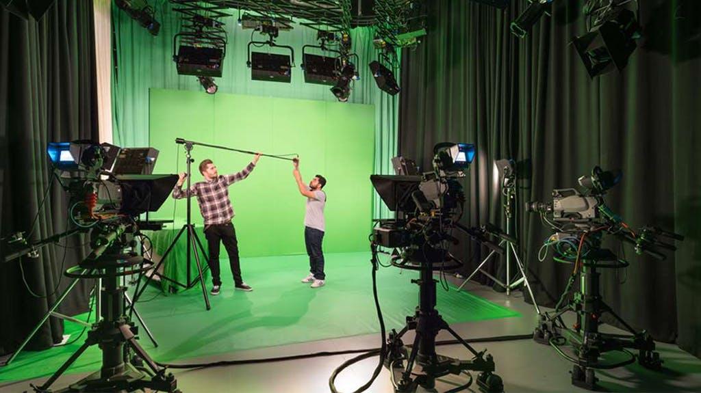 BA Media & Performance