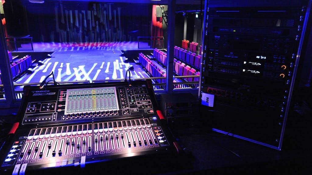 BA Technical Theatre (Production & Design)