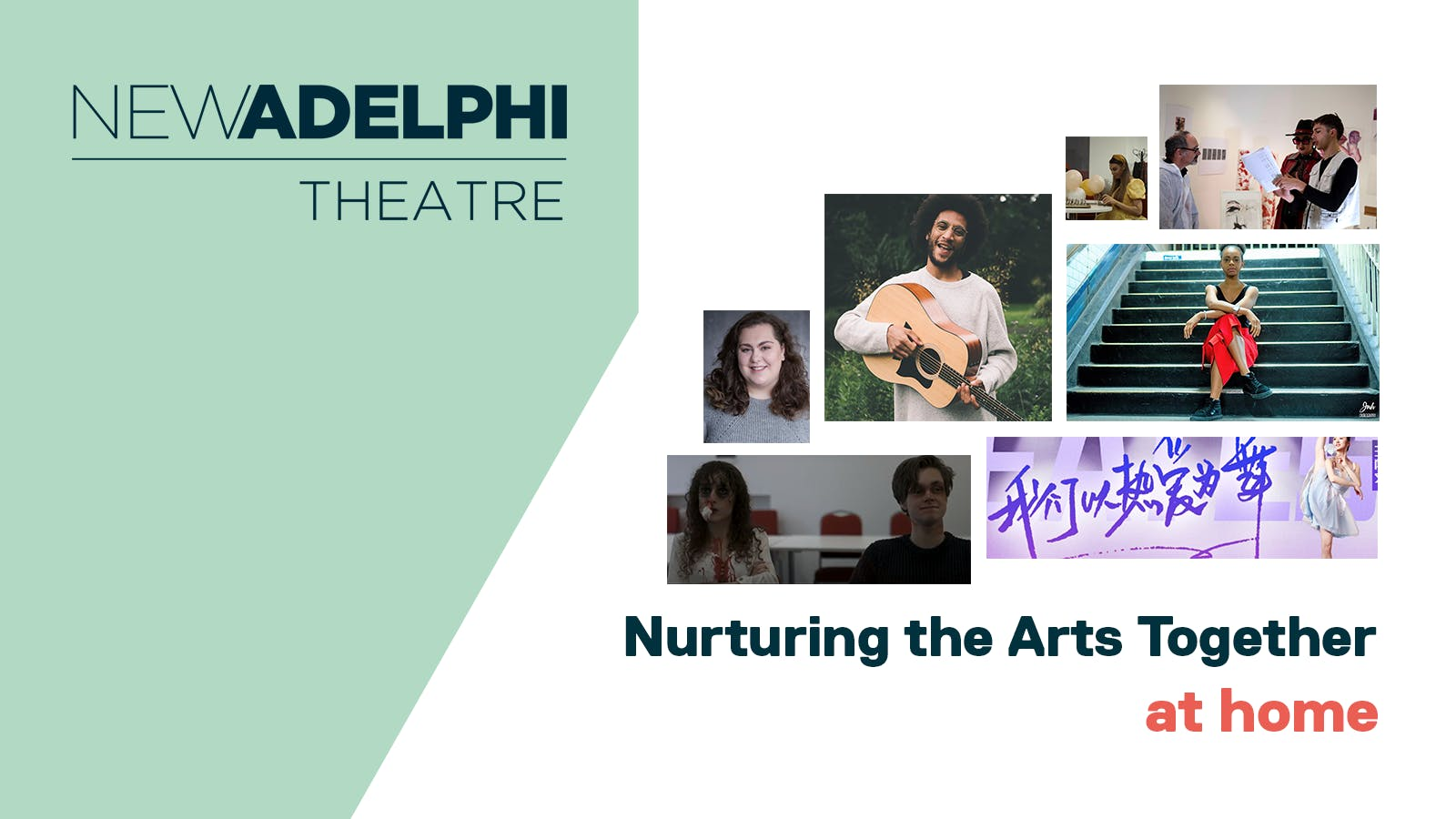 BLOG: NURTURING THE ARTS TOGETHER AT HOME #7