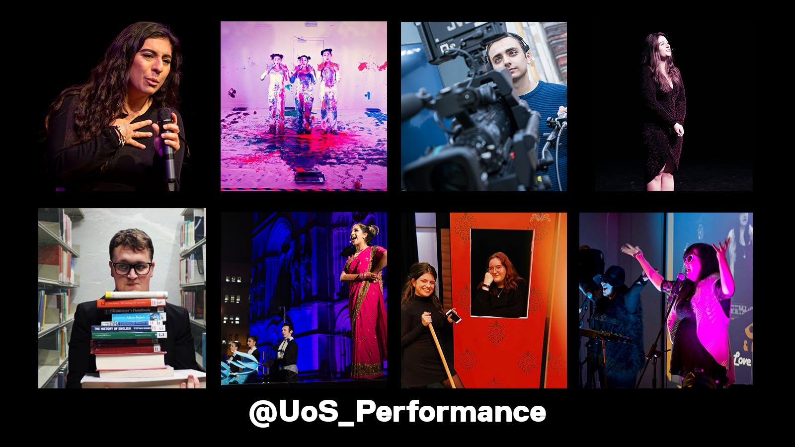 Performance Instagram Launch: Join our Creative Community