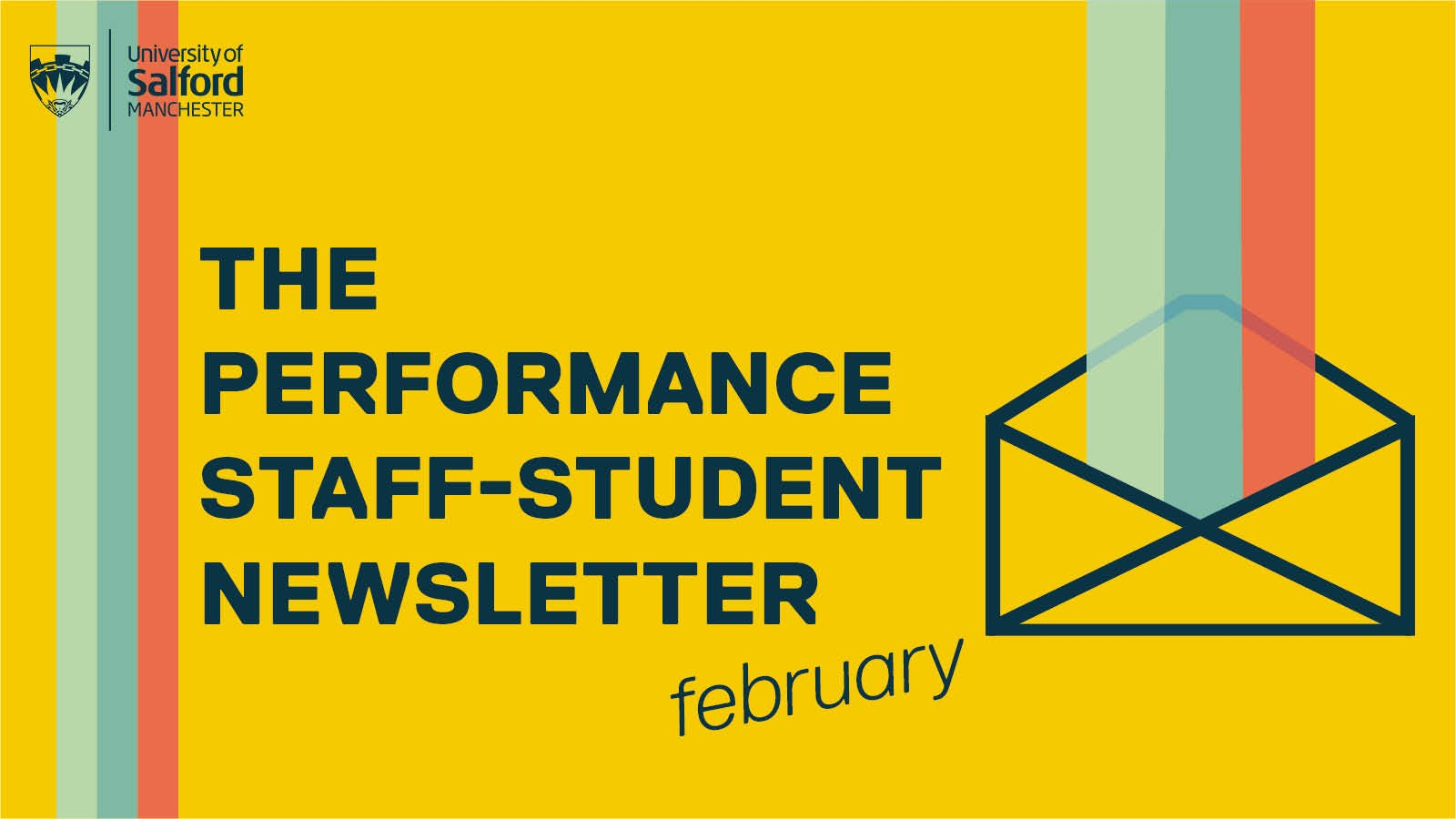 Performance Student-Staff Newsletter – February