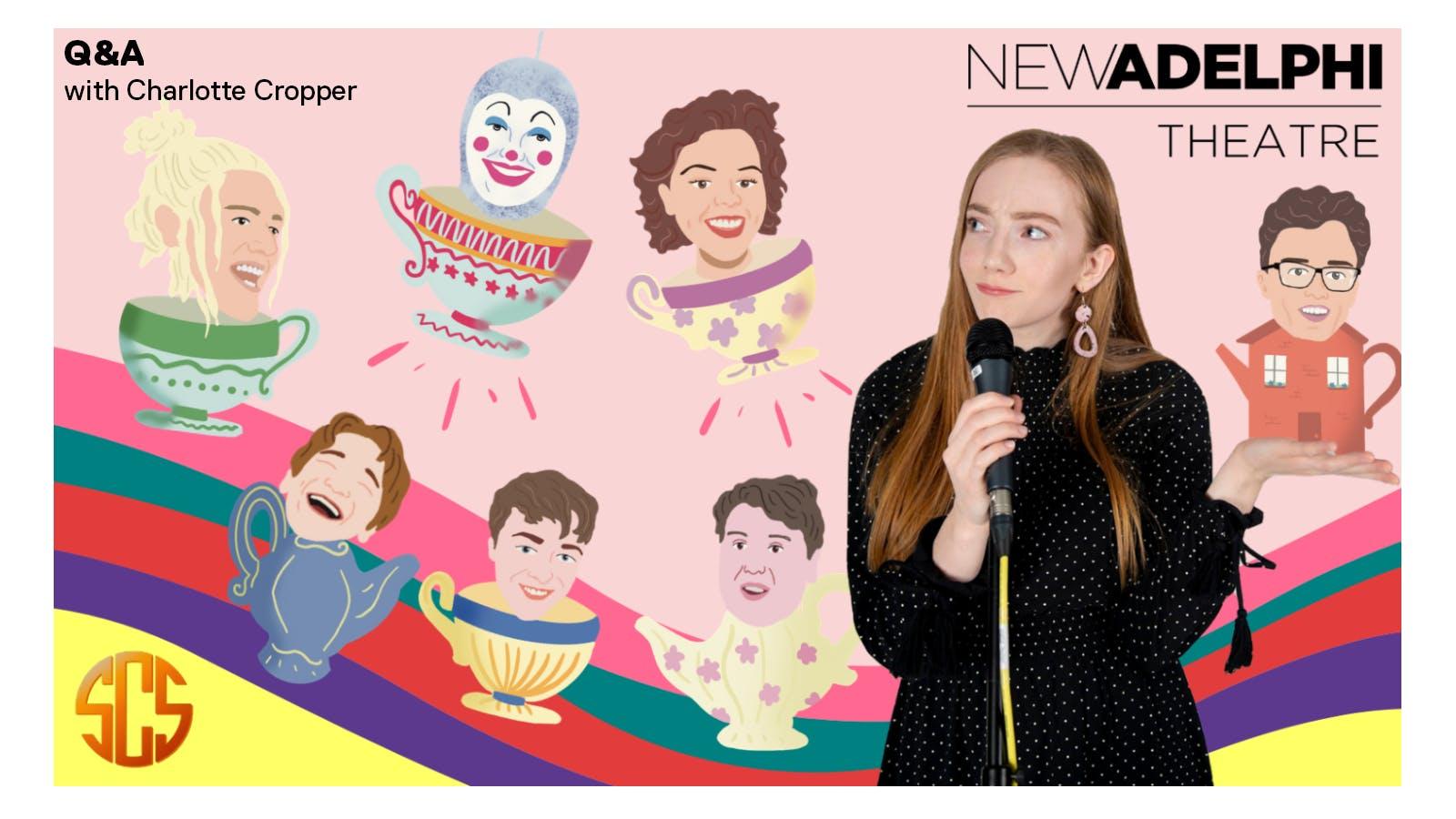 Curio Comedy Q&A with Charlotte Cropper