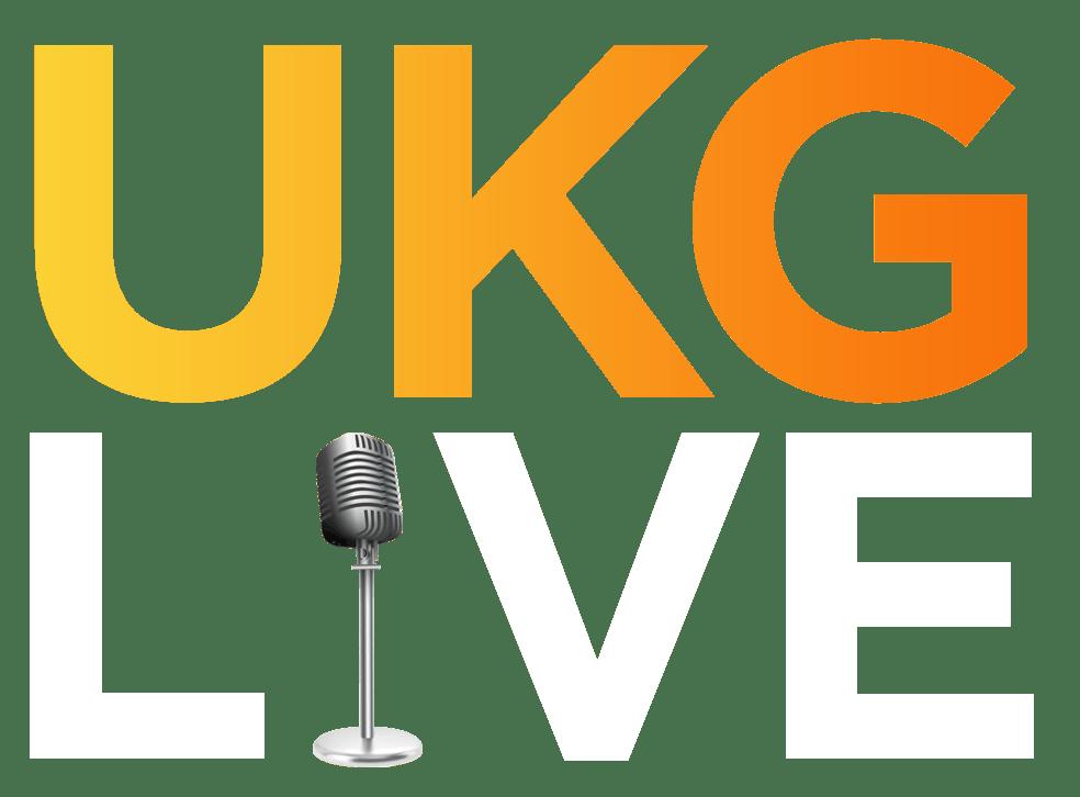 UKG Music Live Logo