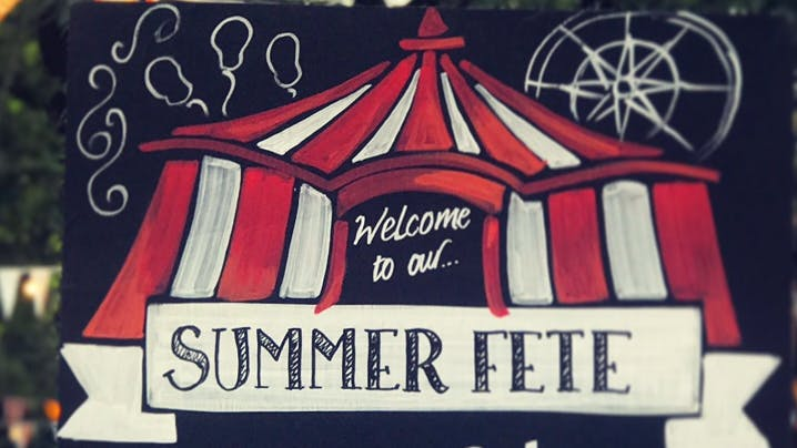 'The Greatest' Woolton Summer Fete Line up!