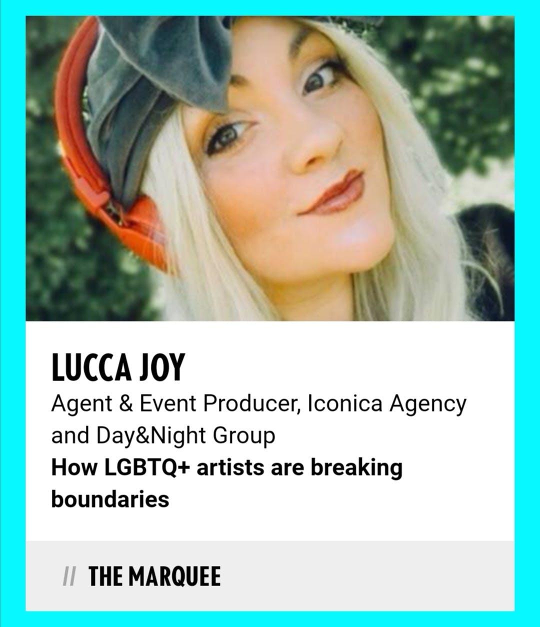 LUCCA JOY – LIVE BBC INTRODUCING PANEL LONDON
