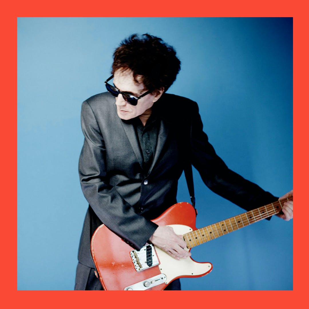 STAGE TIMES: PETER PERRETT