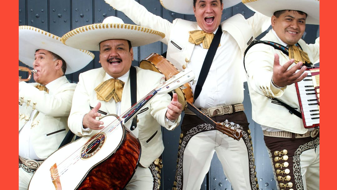 STAGE TIMES: MARIACHI'S MEXICAN FIESTA