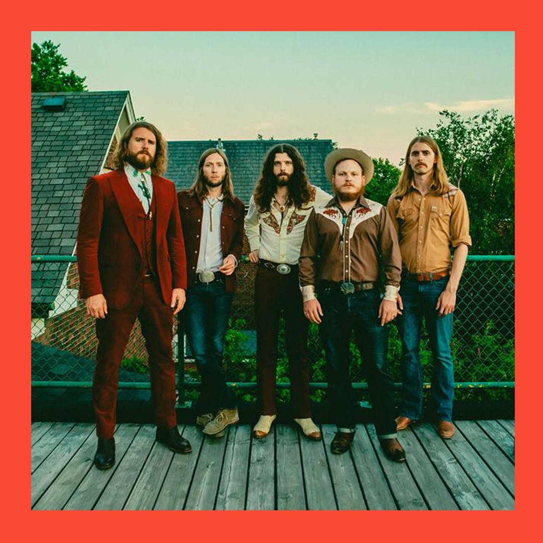 STAGE TIMES: THE SHEEPDOGS [SOLD OUT]