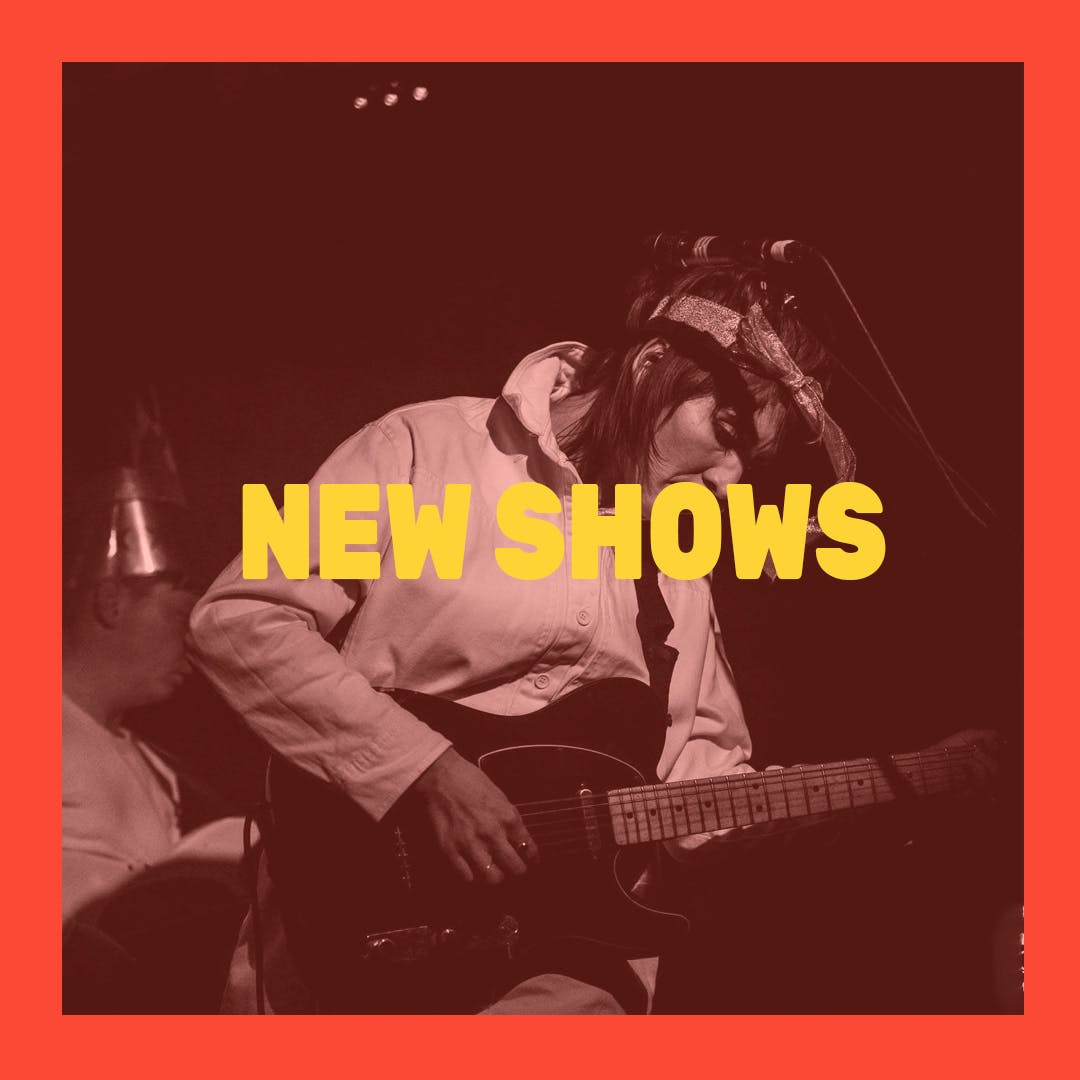 NEW SHOWS!