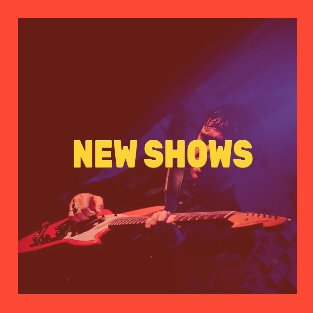 New Shows