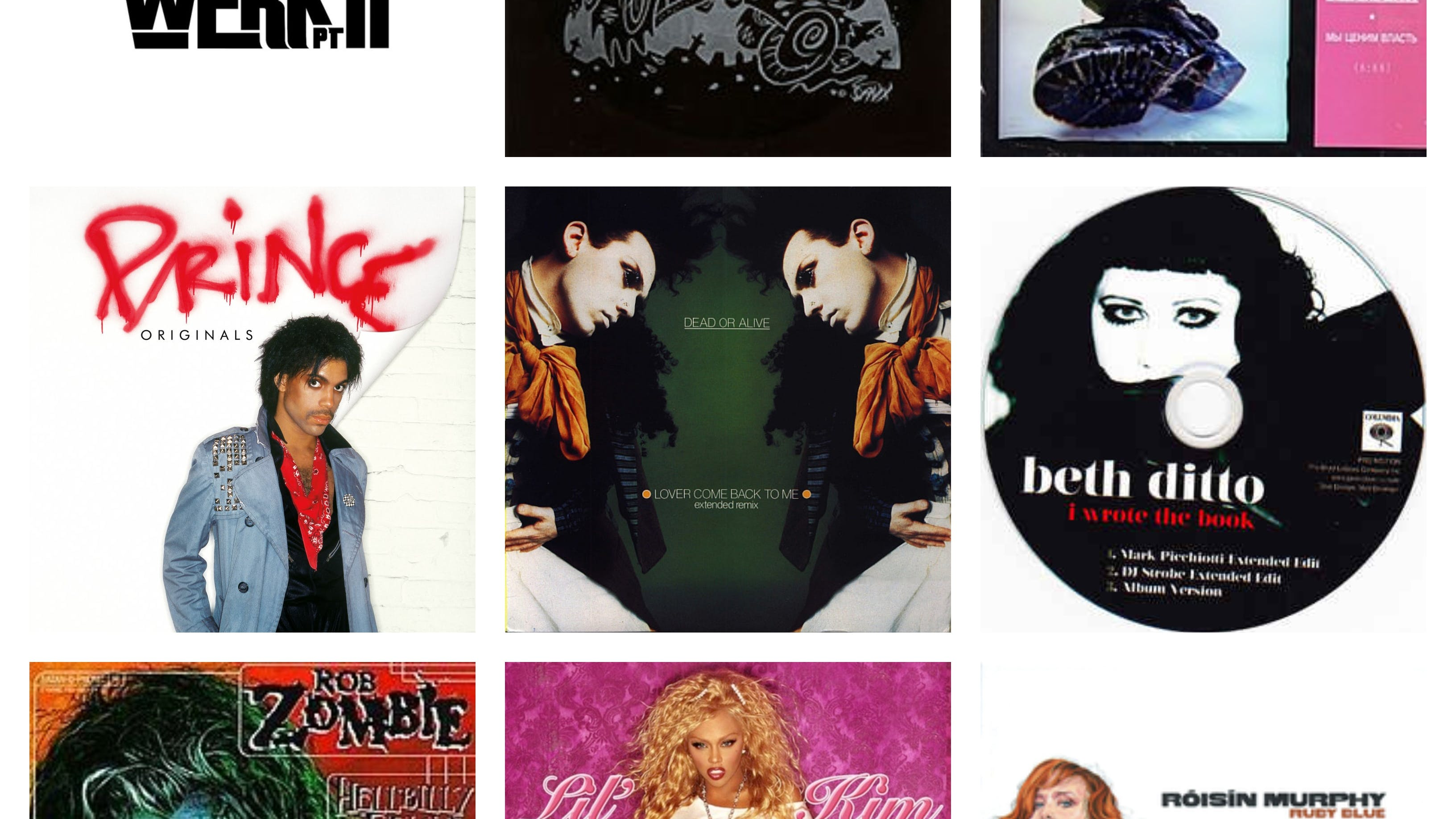 FRIDAY PLAYLIST: WHAT A LOAD OF BOLLOX