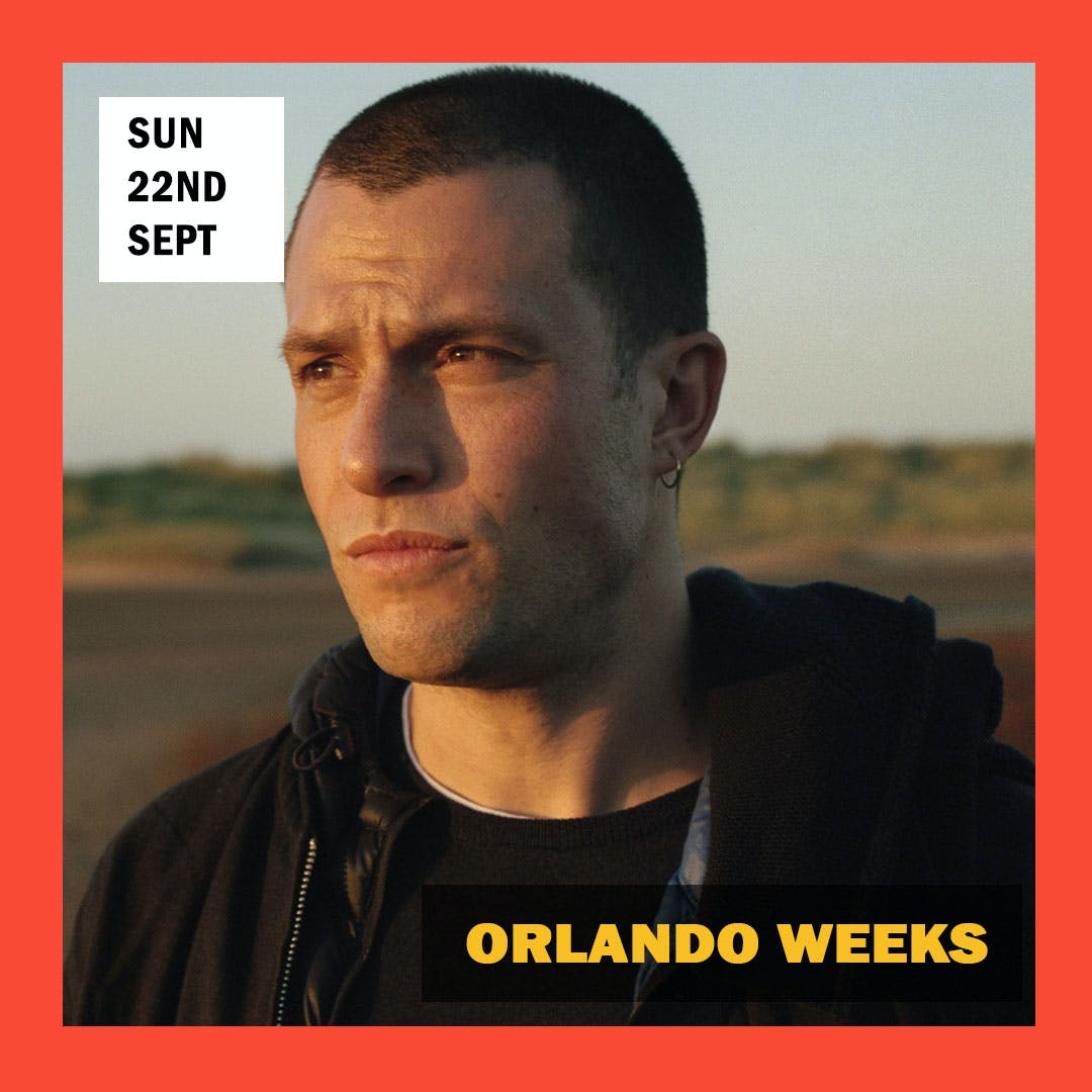 Orlando Weeks set times