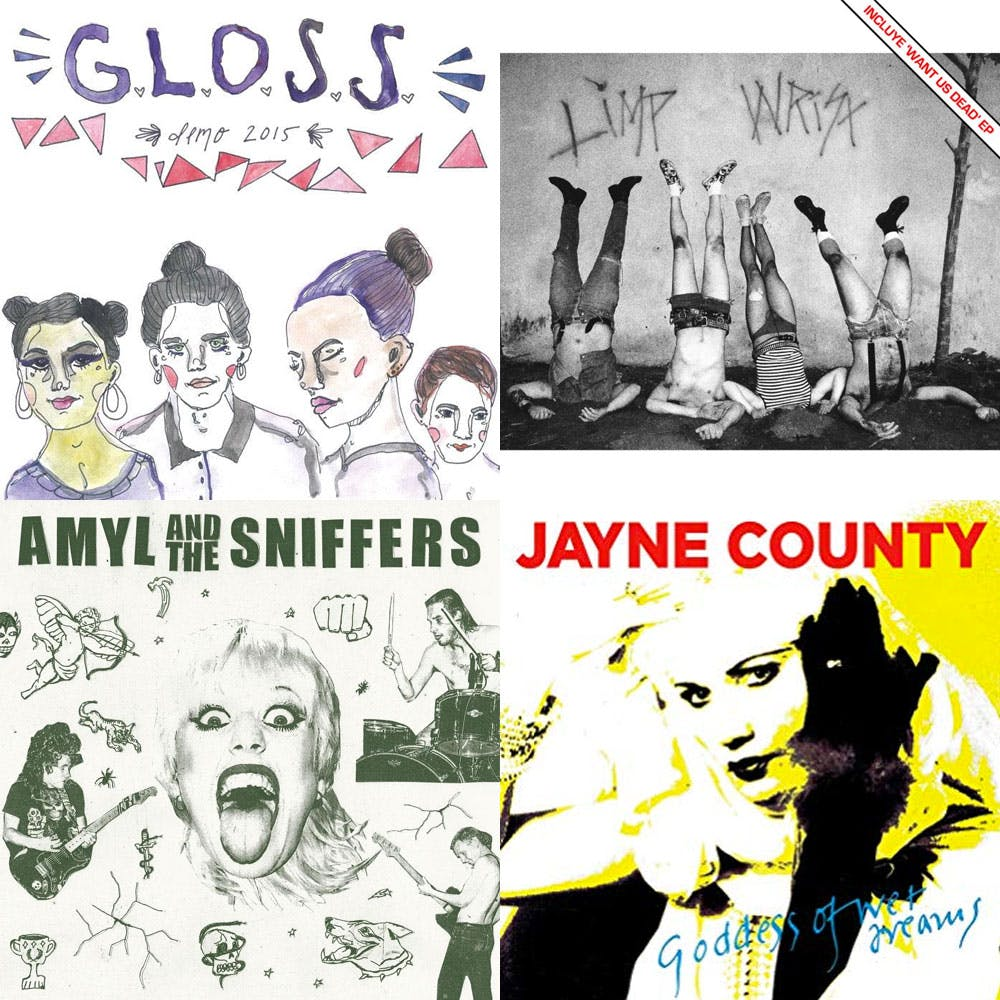 FRIDAY PLAYLIST: QUEERCORE YOU KNOW THE SCORE