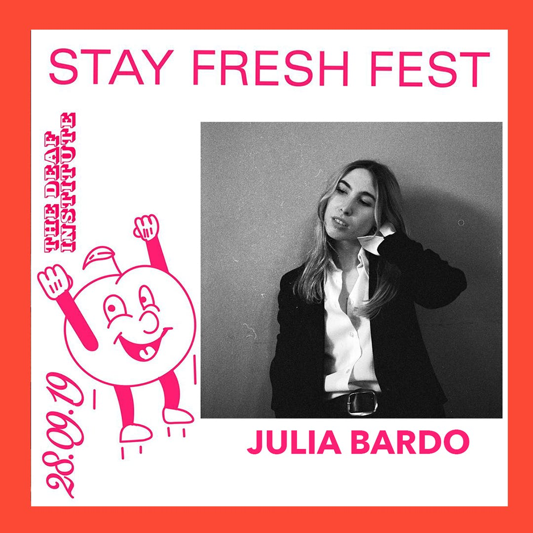 STAY FRESH FEST – INTERVIEW WITH JULIA BARDO