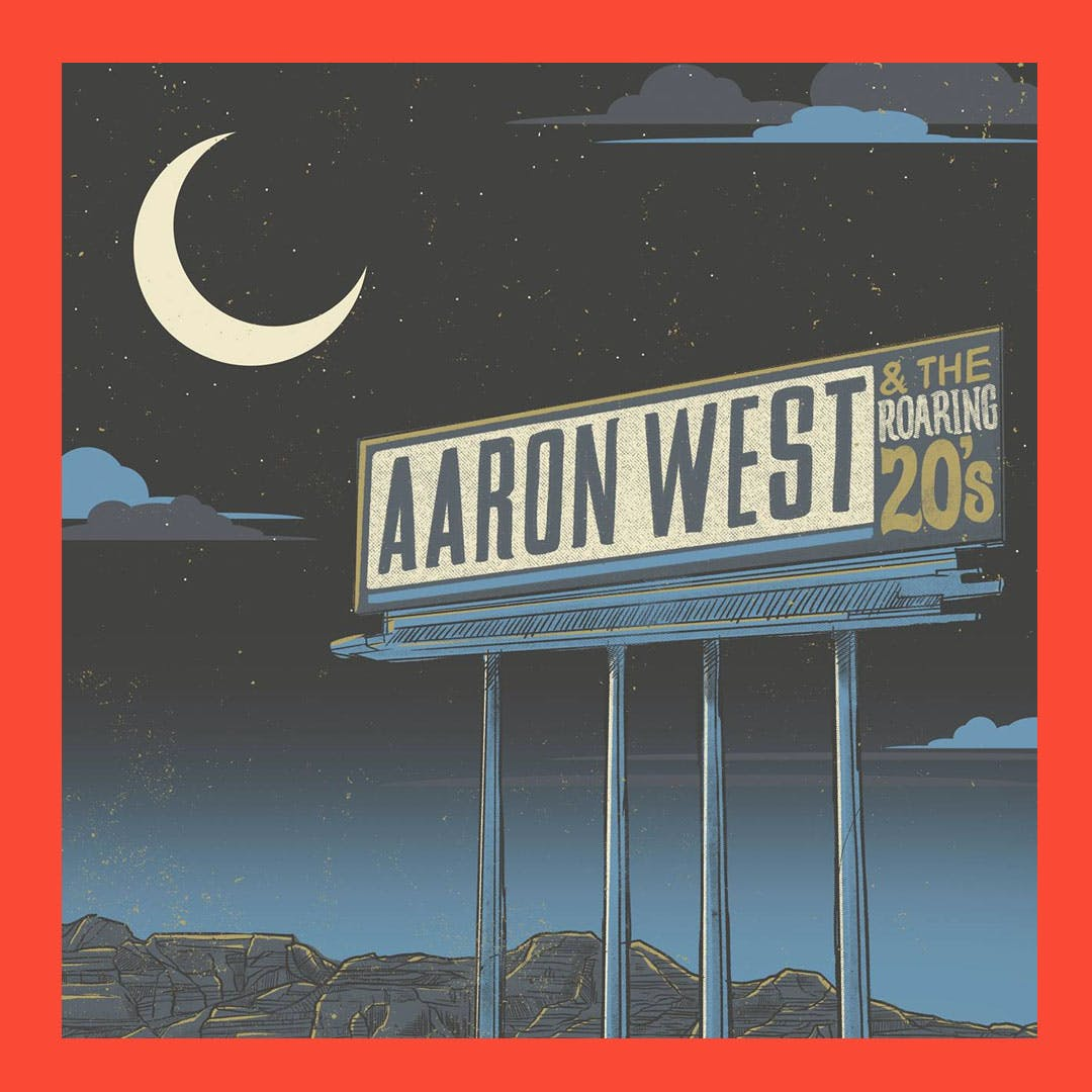 Set times: Aaron West