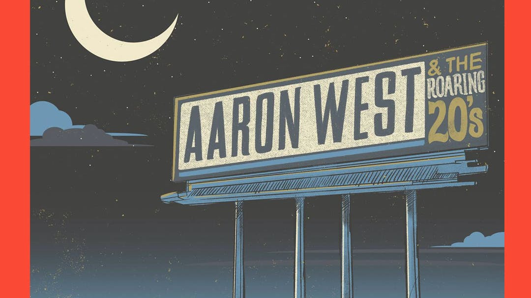 Set times: Aaron West