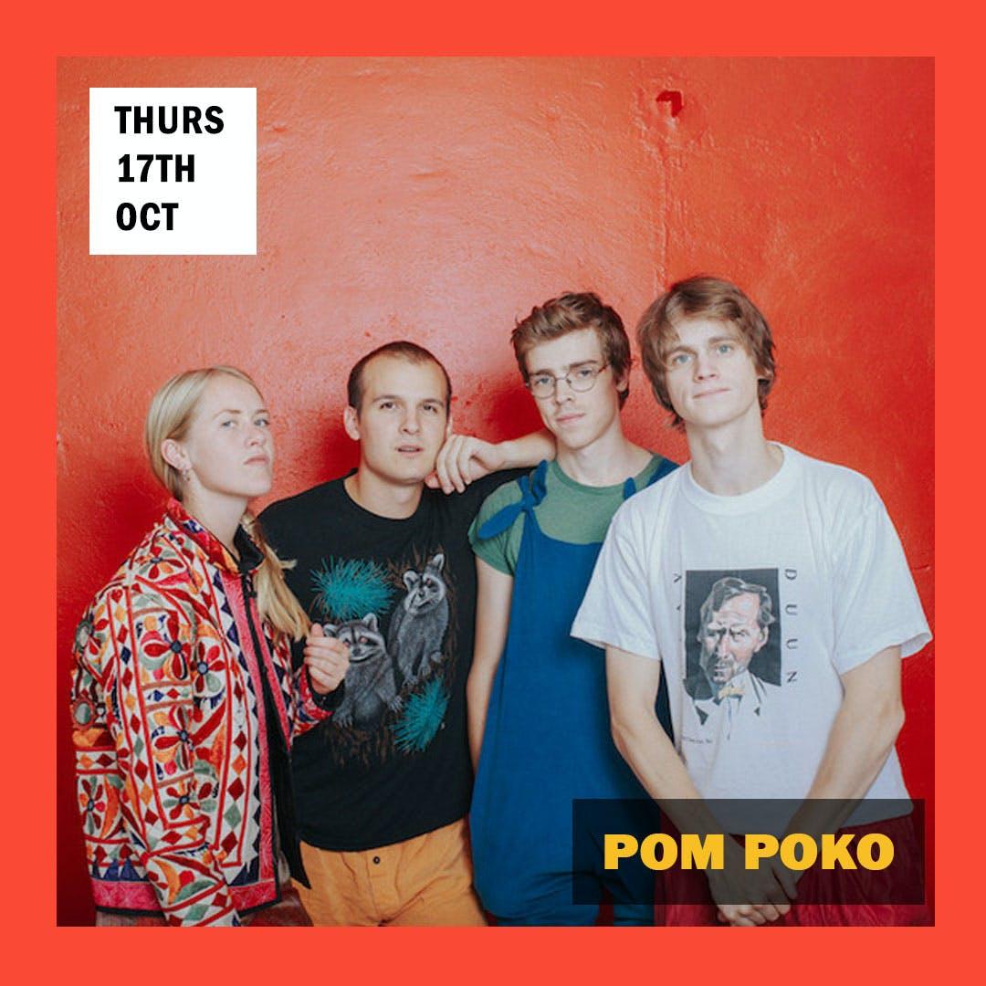 STAGE TIMES: Pom Poko