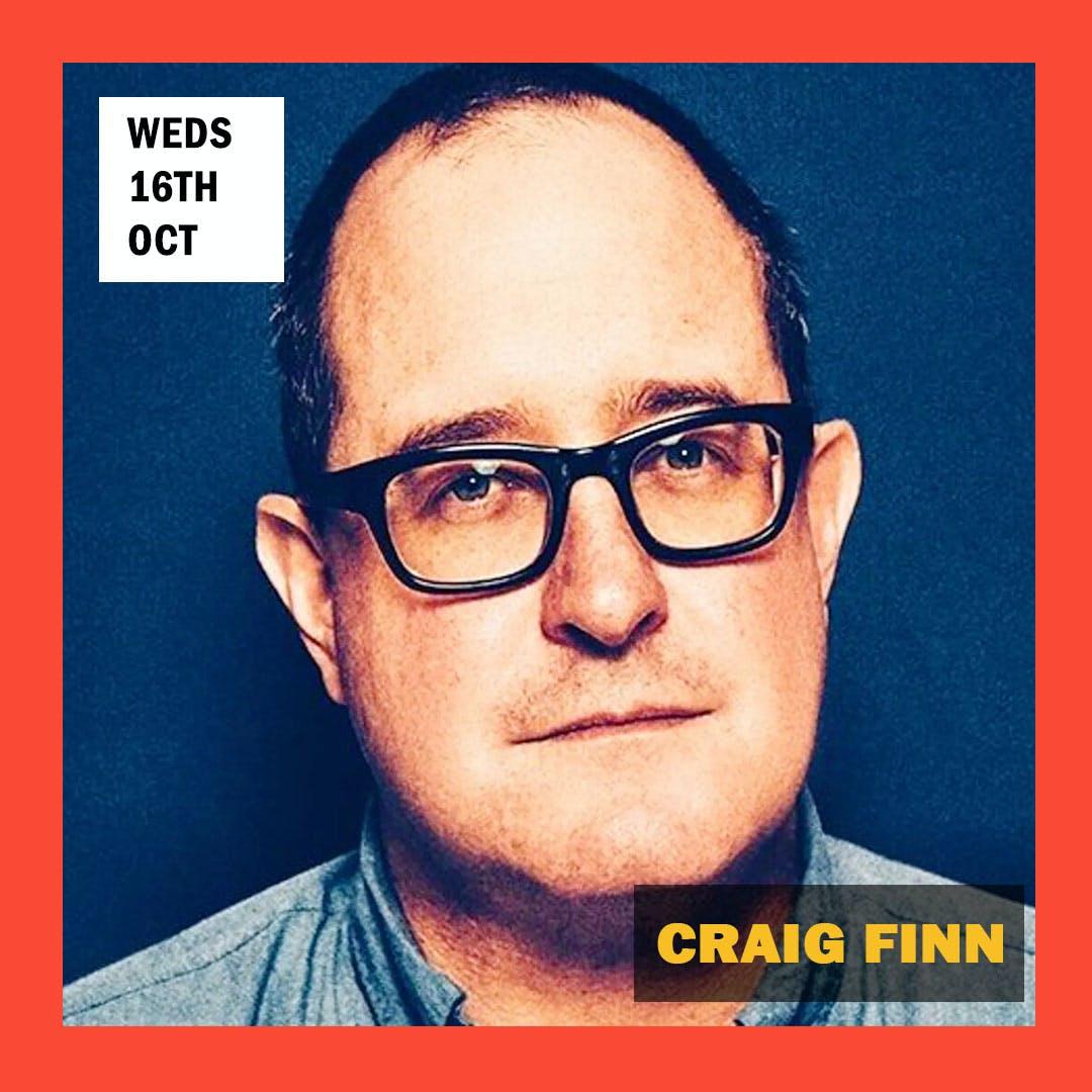 Stage times: Craig Finn
