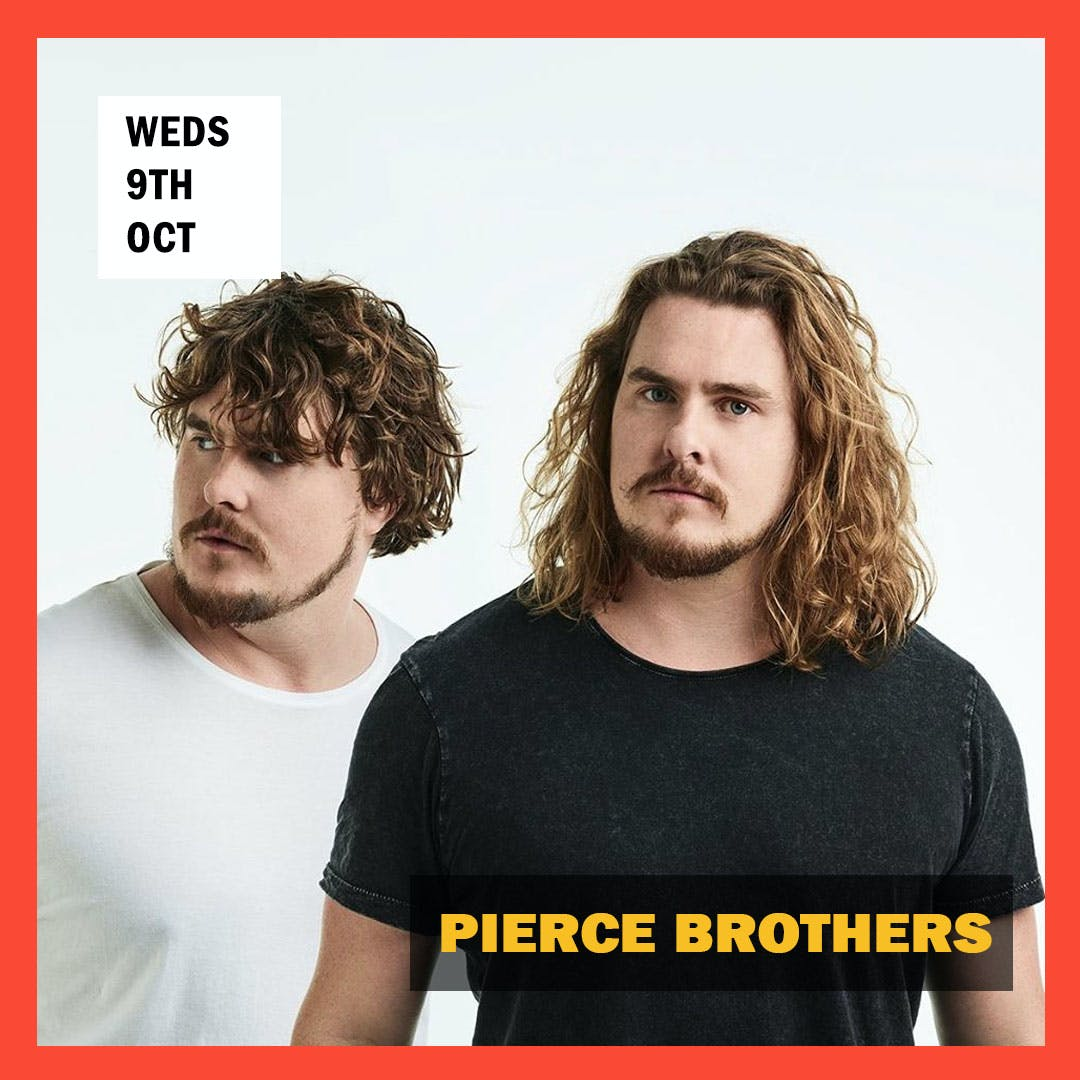 Stage times: Pierce Brothers