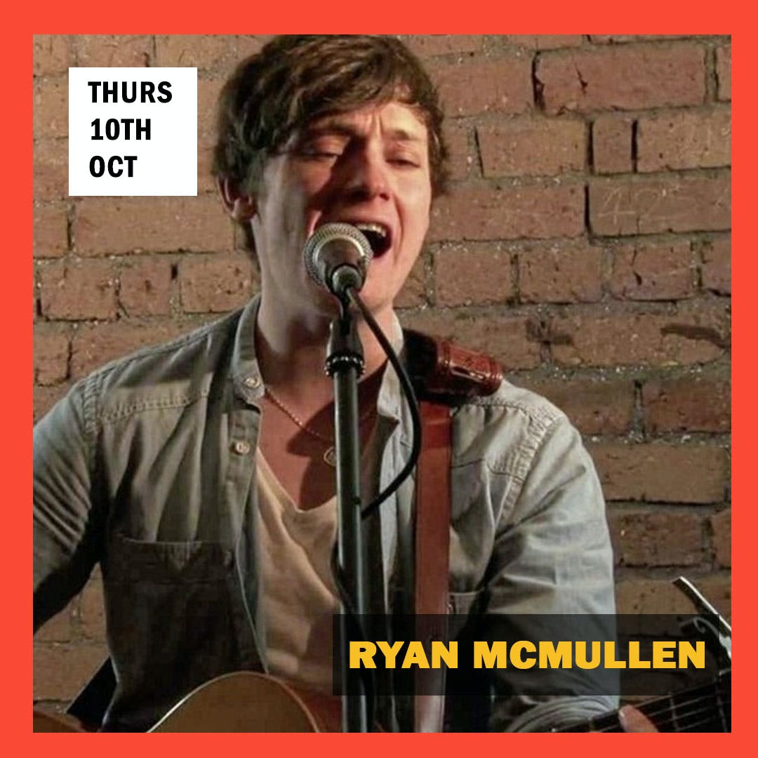 Stage times: Ryan McMullen