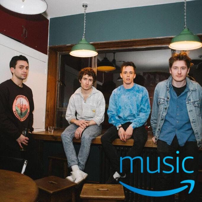 Hubbards Crowned top of Amazon Music's Best New Bands