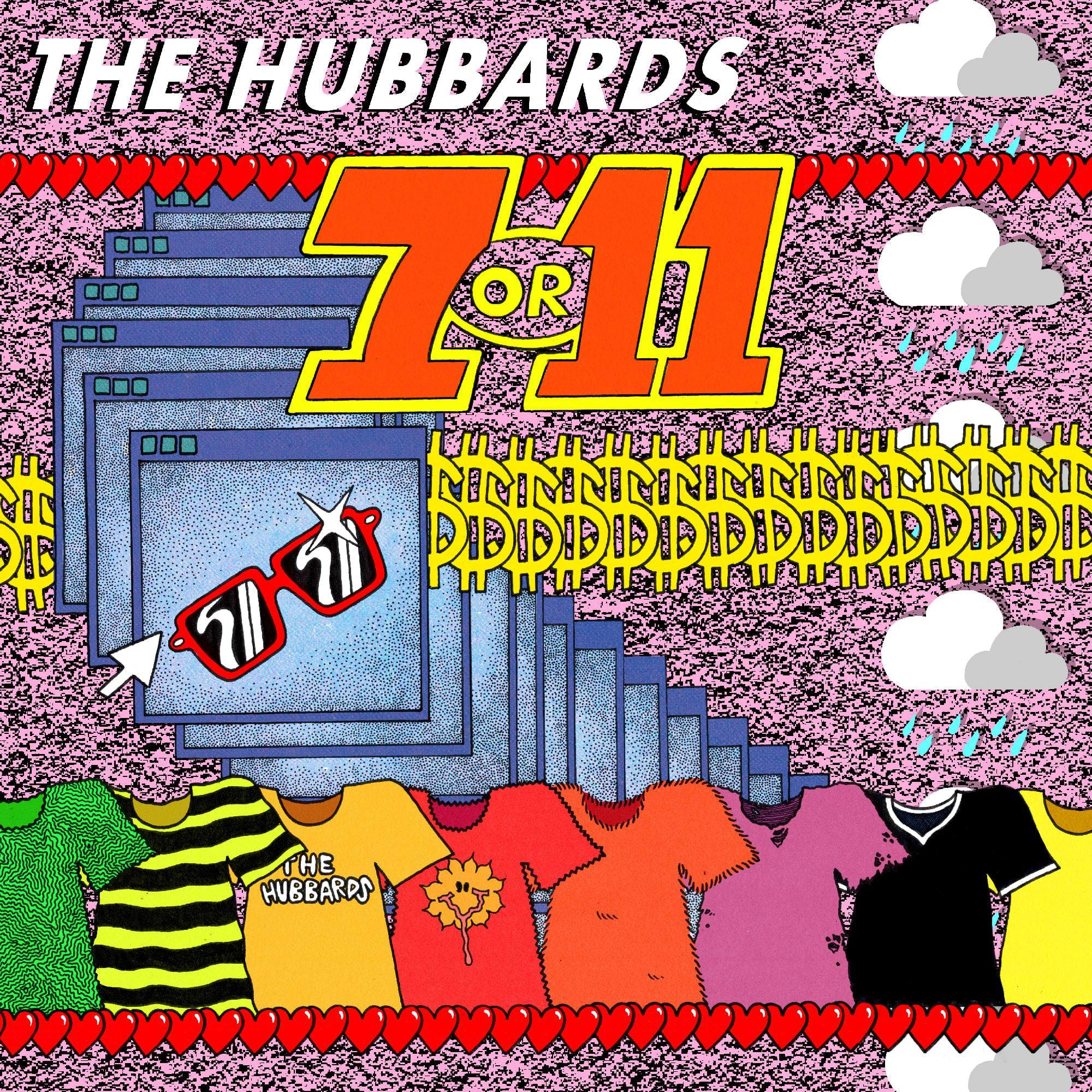 The Hubbards – Seven or Eleven