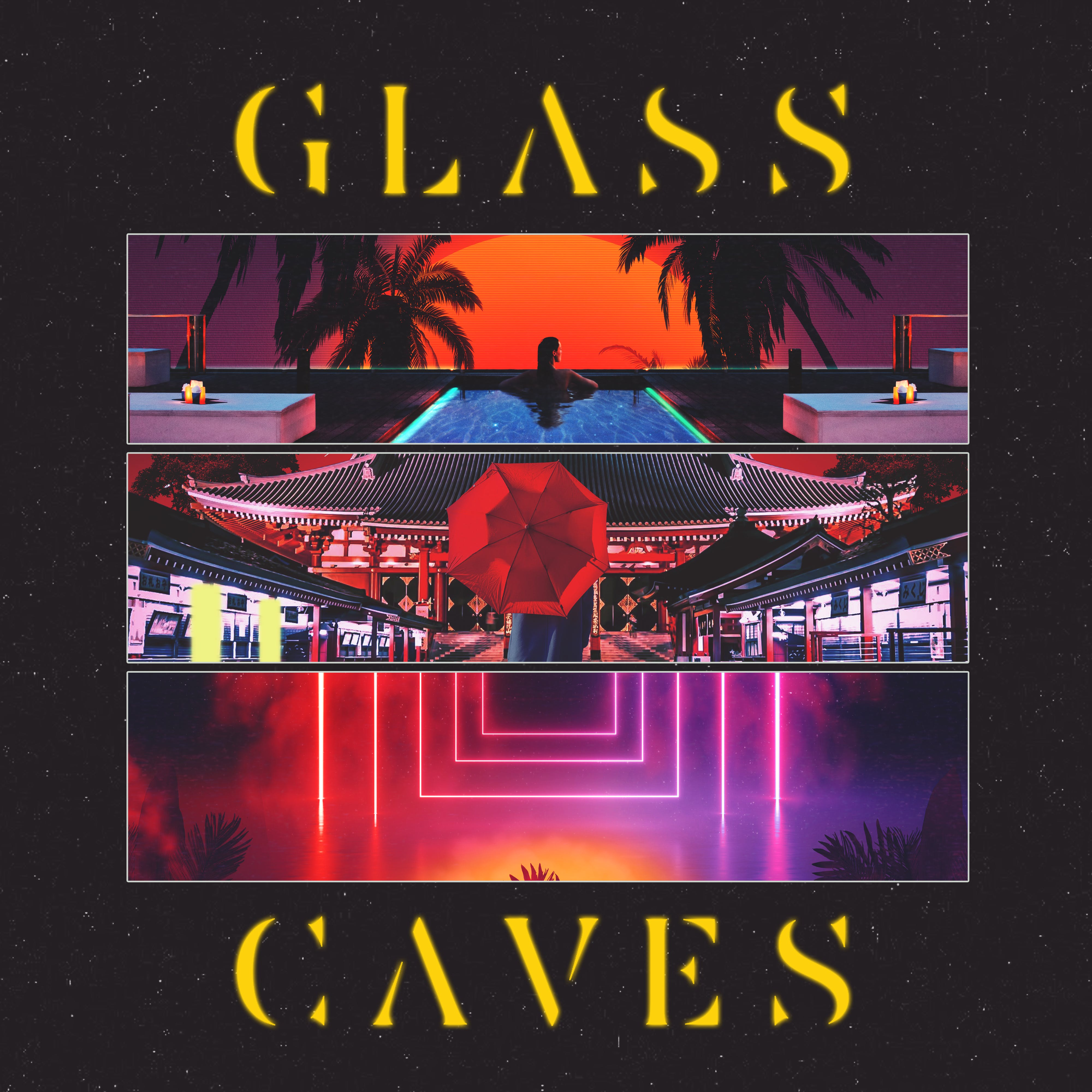 Glass Caves – Trilogy EP