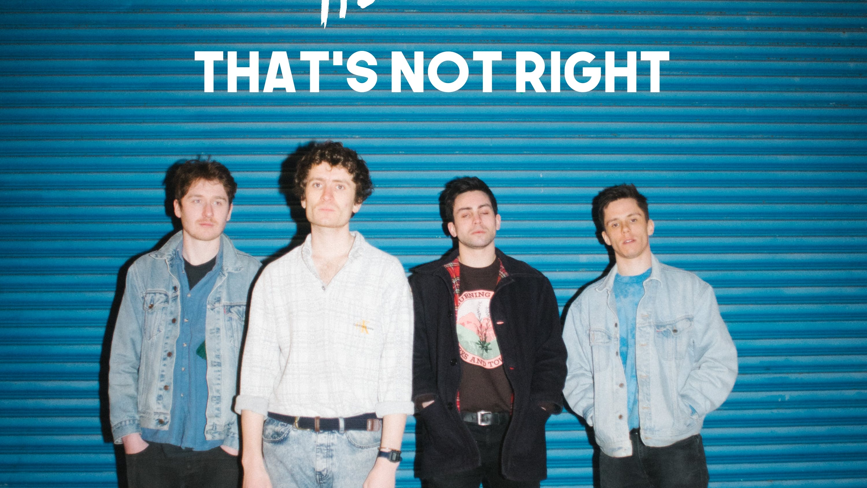 The Hubbards – That's Not Right