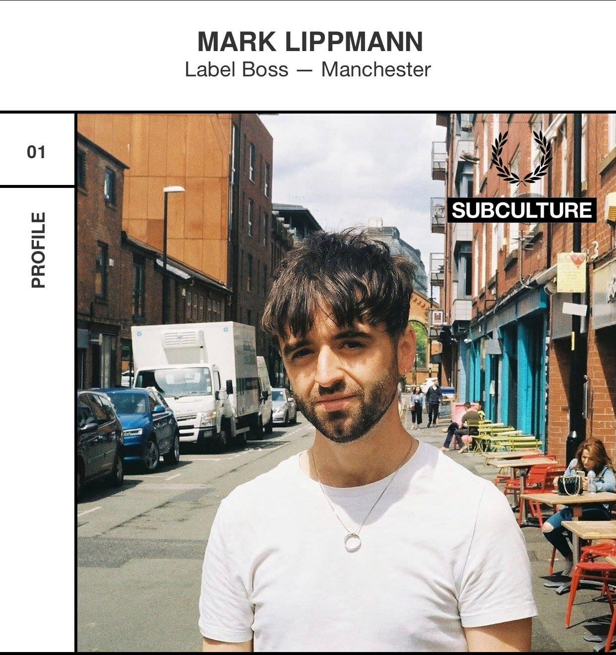 Fred Perry Interview with CEO Mark Lippmann