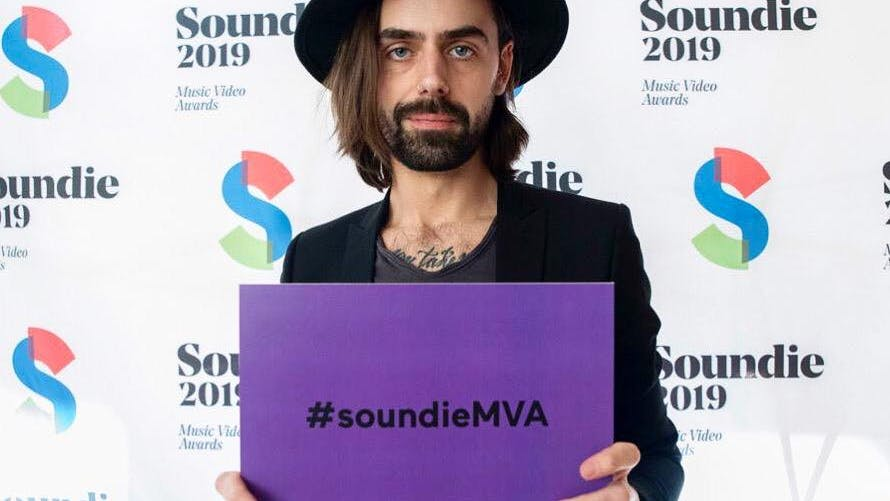 MATT BOONE – SOUNDIE MUSIC AWARDS PANEL SPEAKER